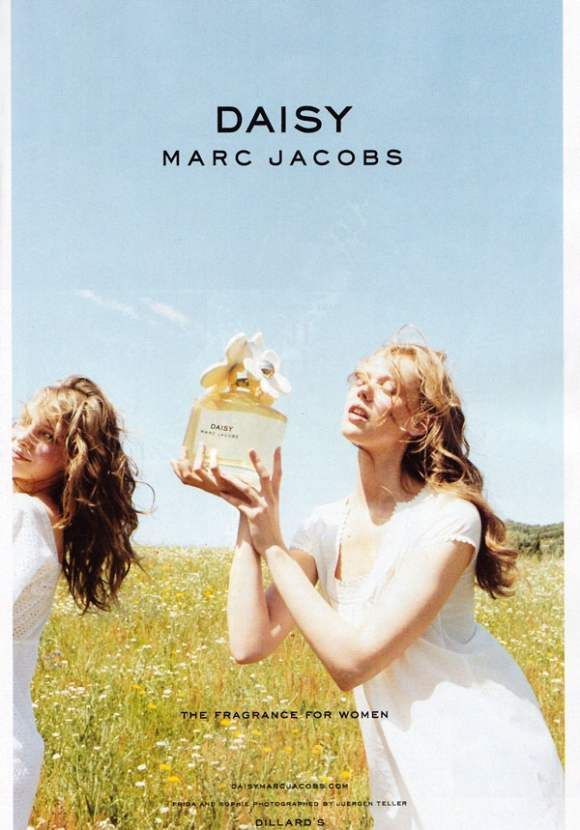 2a9b022aa9979 Daisy by Marc Jacobs ad   favorite ads   Pinterest   Marc jacobs ...