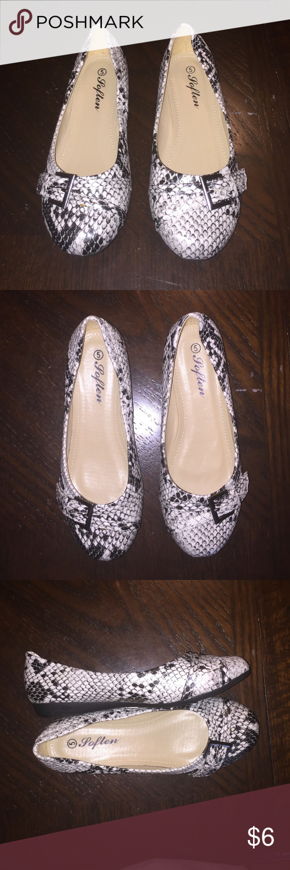 Designer Shoes Brand New in Original Box Soften Shoes Flats & Loafers