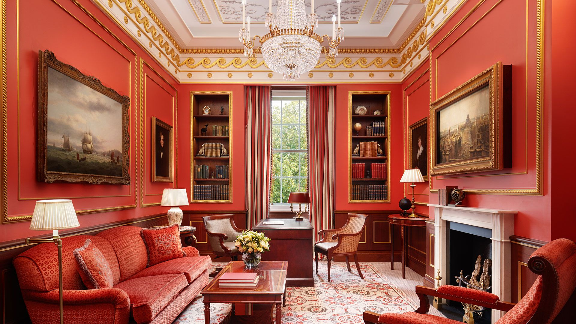 The Royal Suite The Lanesborough Hotel London Royal