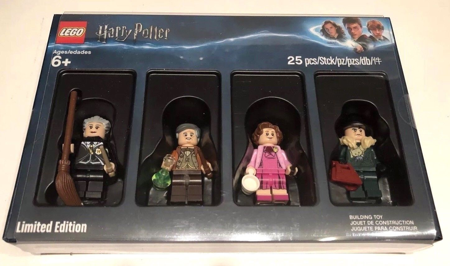 LEGO Harry Potter Bricktober Set Brand New 5005254 /& Sealed Limited Edition Rare