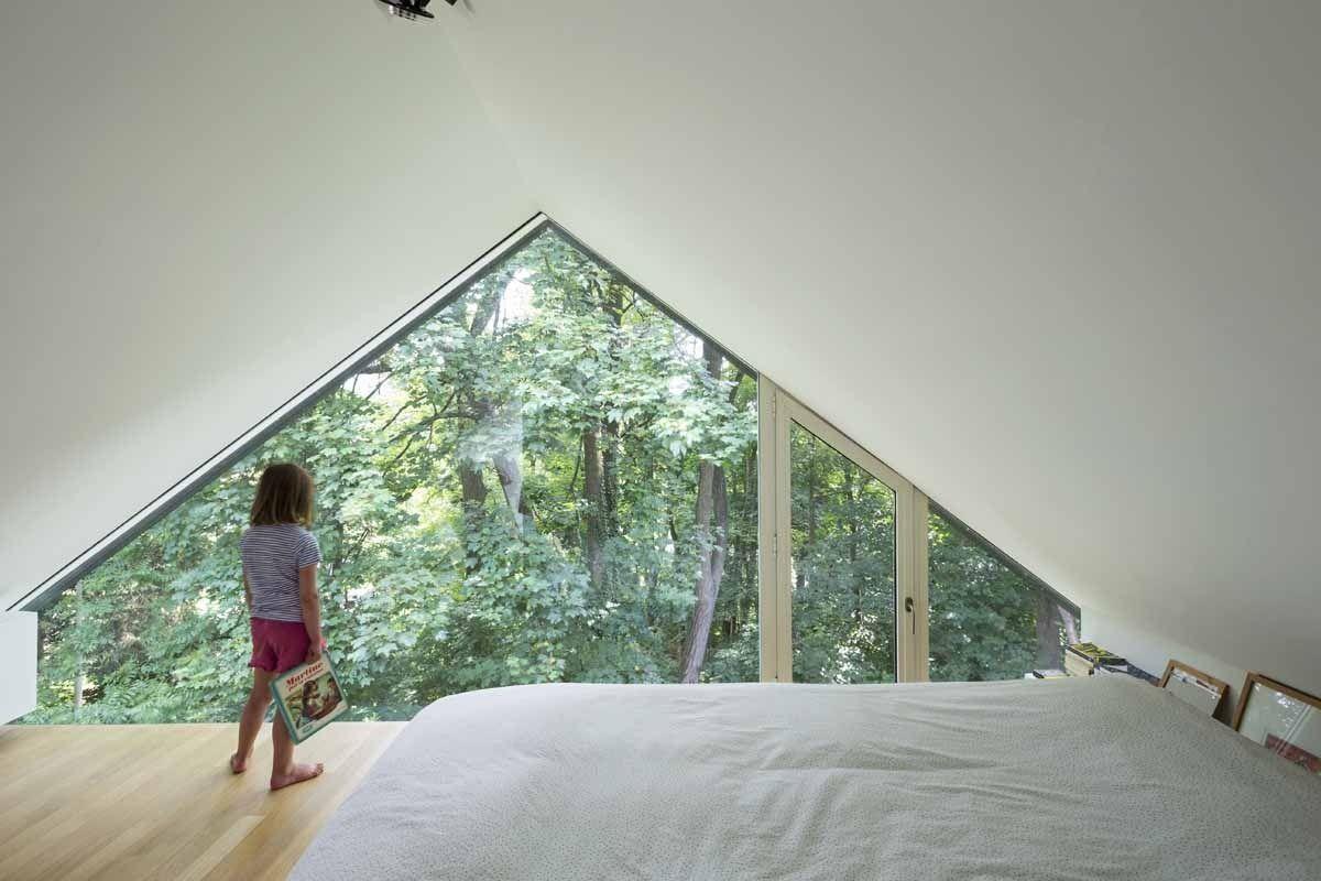 Renovatie Victoriaanse Villa : In beeld renovatie met glas in een glansrol making a new home