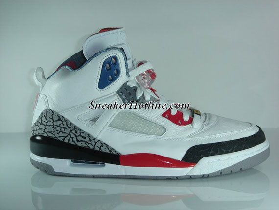 Air Jordan Spiz ike - Fresh Since 1985 - New Images - SneakerNews ... 581f9e6275