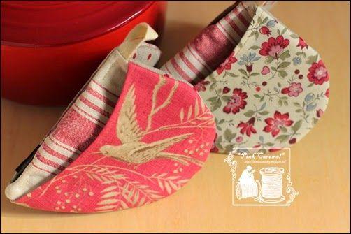 Pink Caramel: Patchwork