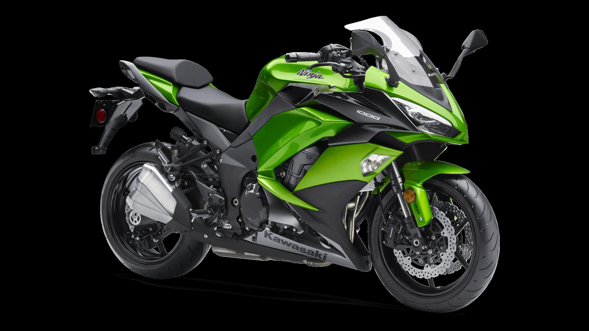 Check Out The Kawasaki 2017 NINJAR 1000 ABS
