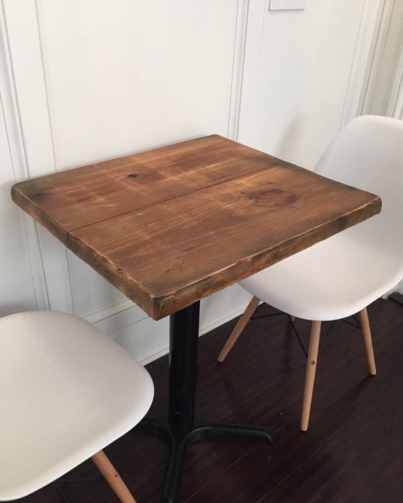 Restaurant Table Top Reclaimed Wood By Umbuzorustic On Etsy