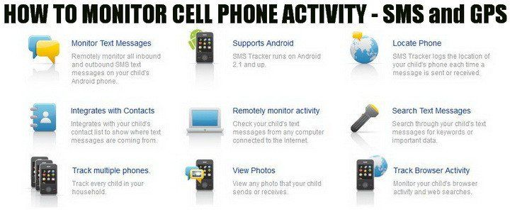 Cell phone sms gps tracker monitor Everything Pinterest