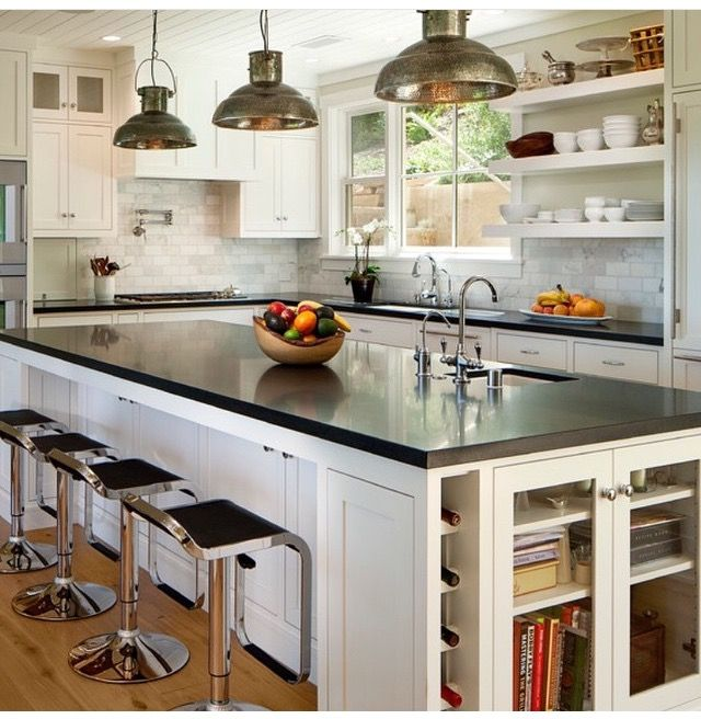 pin by cheri anderson on phx kitchen layout ideas glass shelves kitchen floating shelves on kitchen floating shelves id=47993