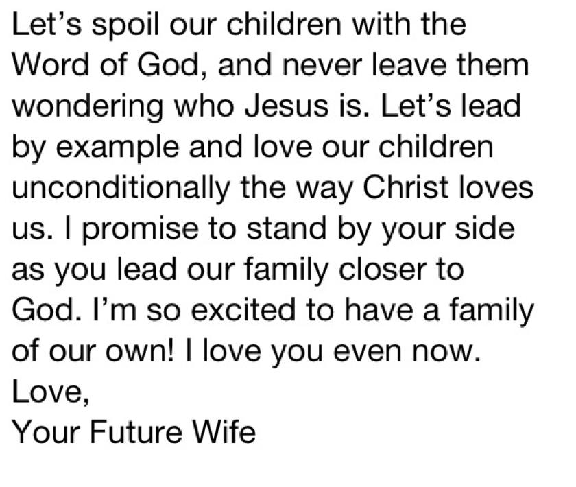 Dearfuturehusband To My Future Husband Future Husband Prayer For Husband