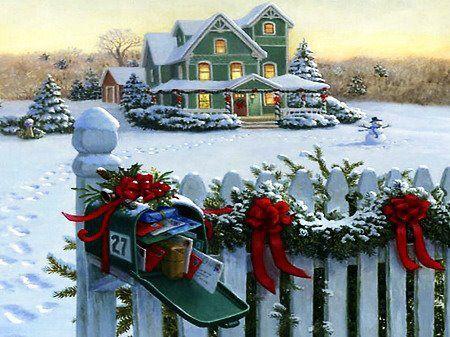 No place like home for Christmas