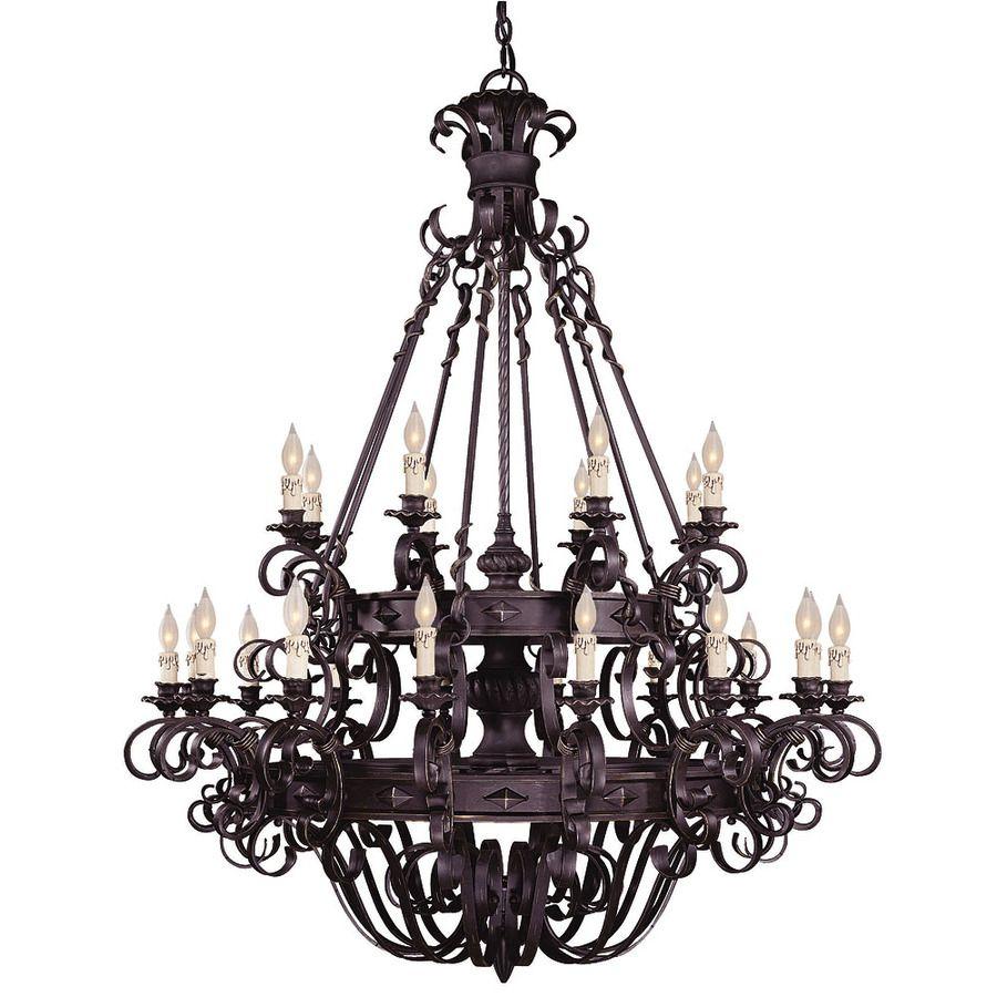 black chandelier - Google Search