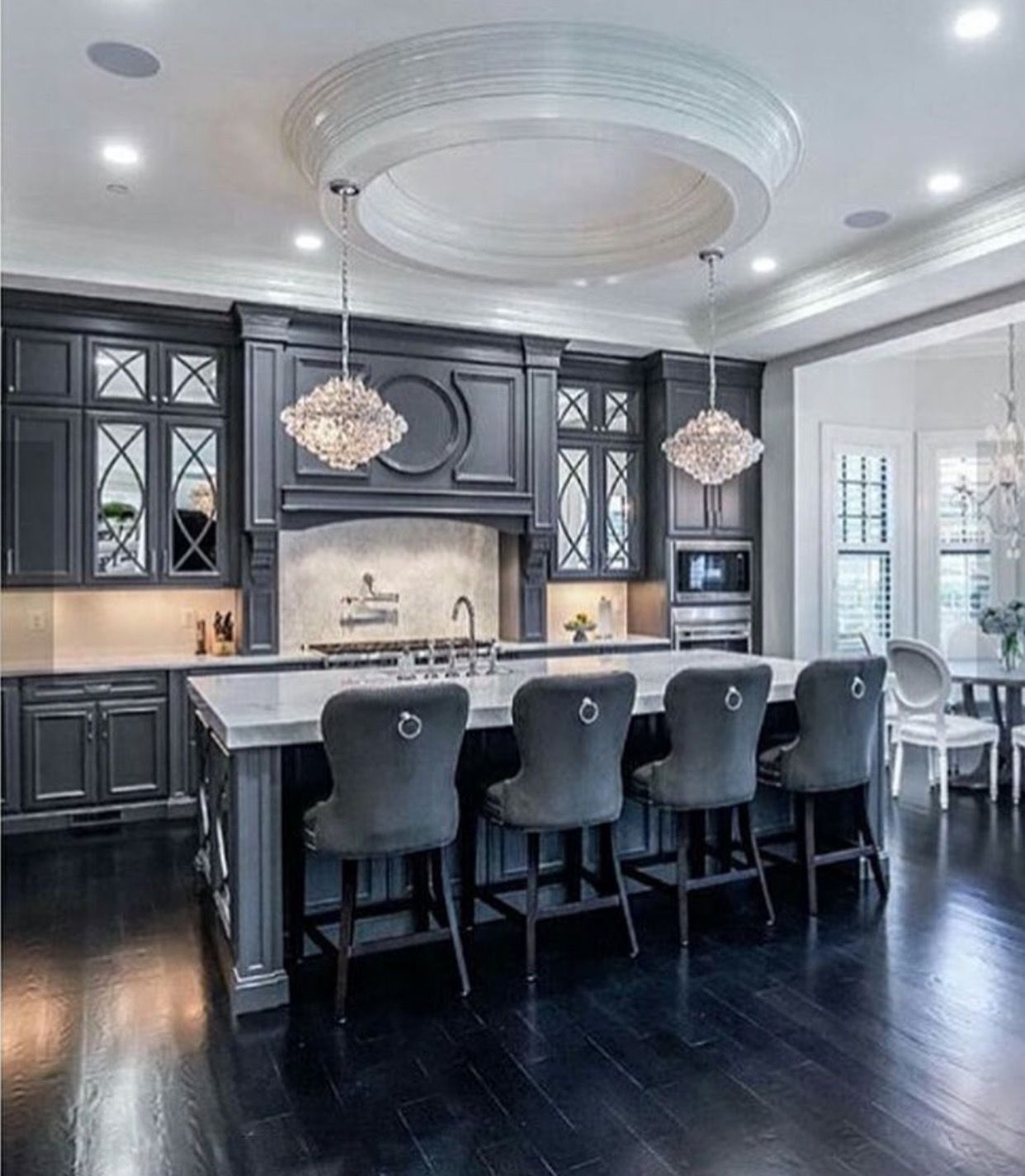 Grey Kitchen Accessories: Pin By Dee Khokhar On BEAUTY. In 2019