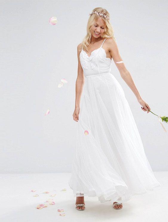 Vestidos de novia por menos de 200 euros -   Vestidos por menos de ...