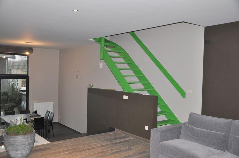 Trap in woonkamer trap ontwerpen trap in woonkamer