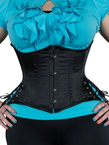 Orchard Corsets sells corsets at affordable prices in a very wide variety of sizes.