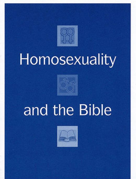 Homosexuality & The Bible: It Doesn't Say What You Think it Does