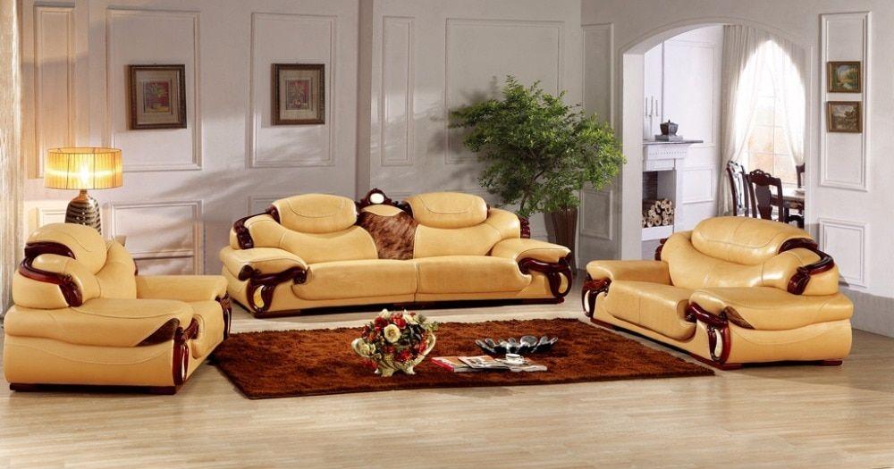 Leather Sofa Group In 2020 Sofa Set Living Room Sets Furniture Living Room Sofa