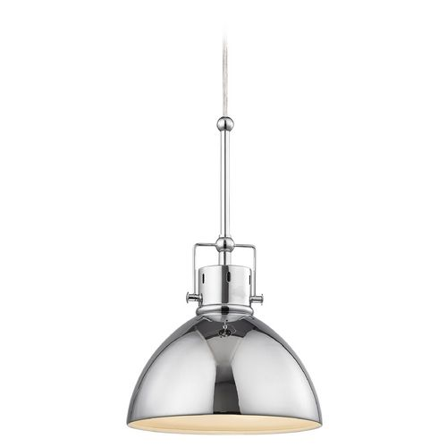 industrial nautical pendant light at a great price design classics lighting industrial mariner polished chrome kitchen islandsmini