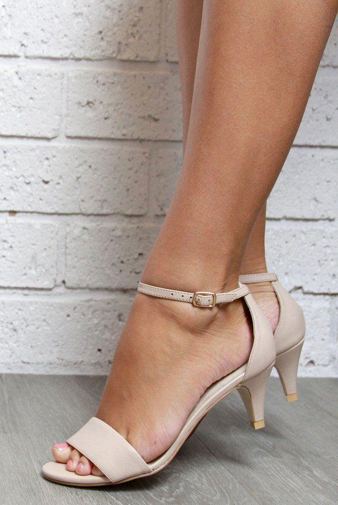 Small Nude Heels