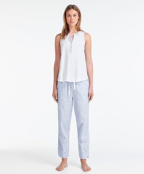 Ropa Para Estar En Casa De Mujer Sleepwear Ropa Moda Para Mujer Moda
