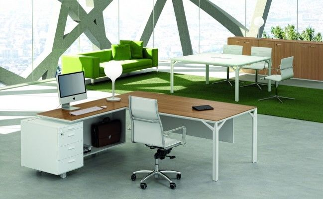 Modern Office Desks X8 Contemporary Desks And Credenzas  Officity Officity