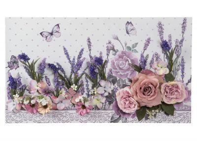 LAVANDER 40X70 TABLO LİLA #homesweethome #dekorasyon # ...