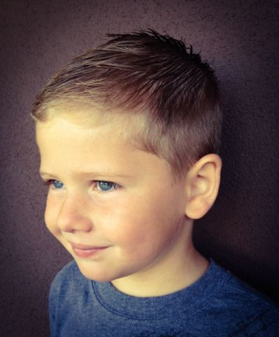 young boy haircut hairstyles pictures  little boy