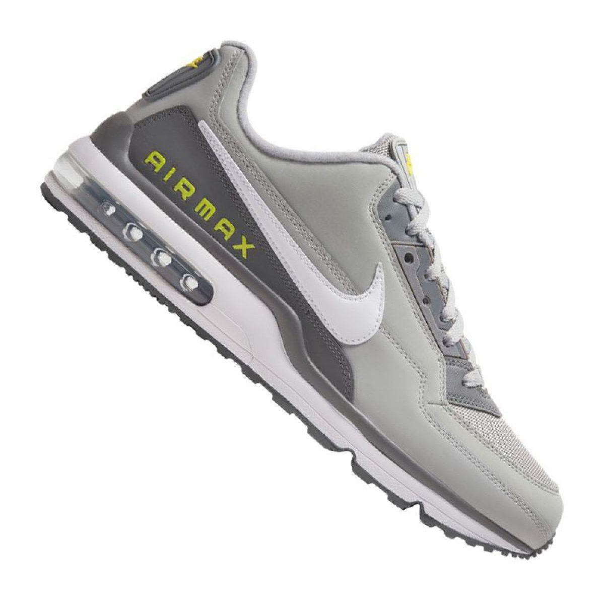 Buty Nike Air Max Ltd 3 M Cu1925 001 Szare Nike Air Max Nike Air Max Ltd Nike Air