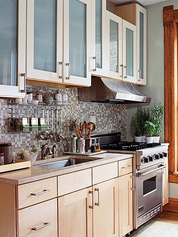 22 Kitchen Cabinetry Trends You Ll Love For Years To Come Kitchen Design Small Glass Kitchen Cabinets Kitchen Design