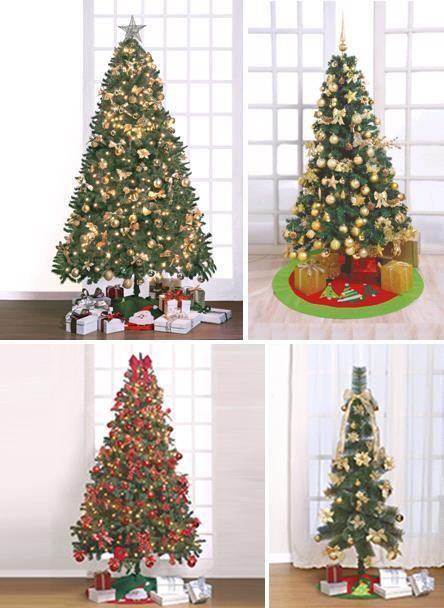 Varios Modelos De Arvores De Natal Nas Lojas Americanas Com