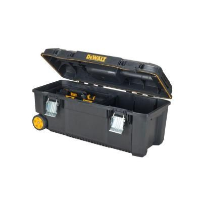 dewalt 28 in. 12 gal. mobile tool box | cool gadgets | pinterest ...