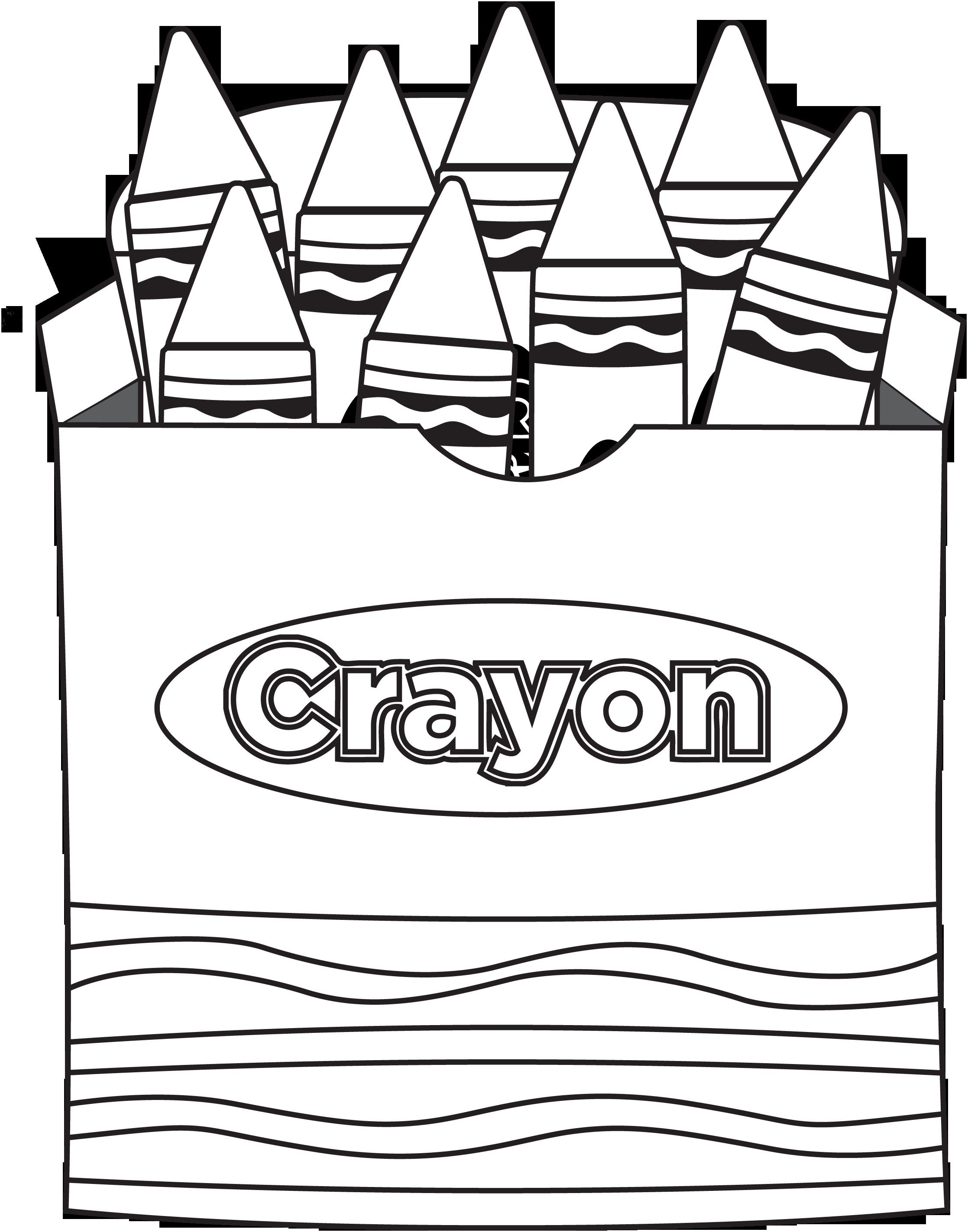 Crayola Poetry Coloring Page