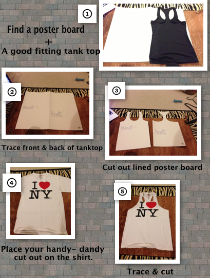 adc947c5407 Great tutorials for transforming t-shirts into tanks and old bras into  bandeaus for those backless tops!