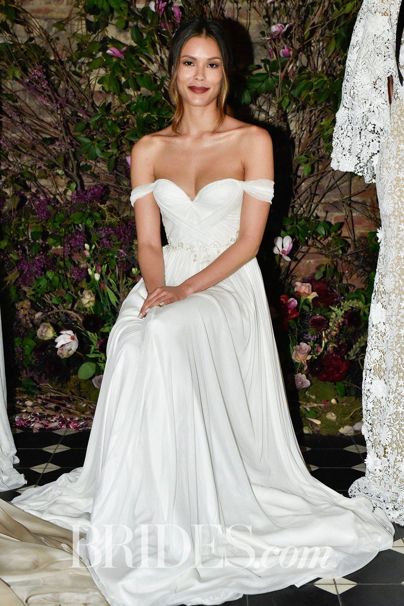 Sarah seven bridal gowns u veils pinterest shoulder sleeve