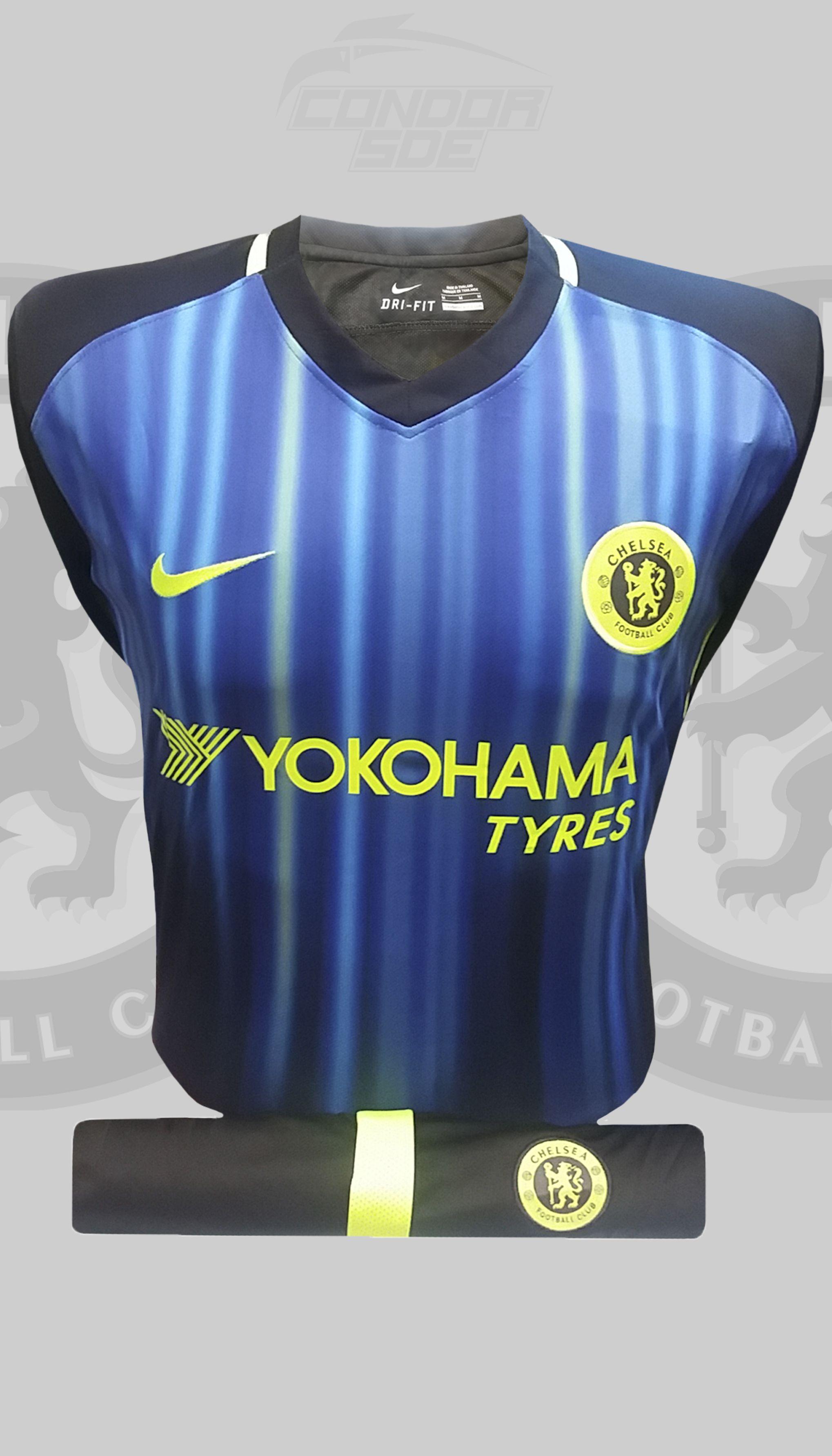 Chelsea FC uno de los mas grandes y exitosos equipos de la liga Inglesa eb2a9bd180dd5