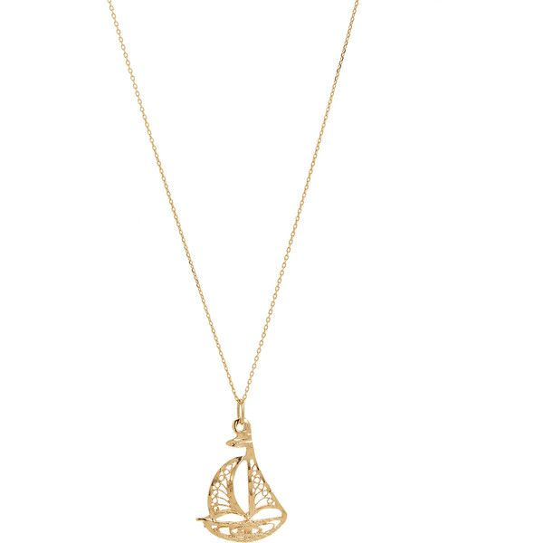 Chibcha Retro Necklace in 18K Rose Gold ksIiE9YxR