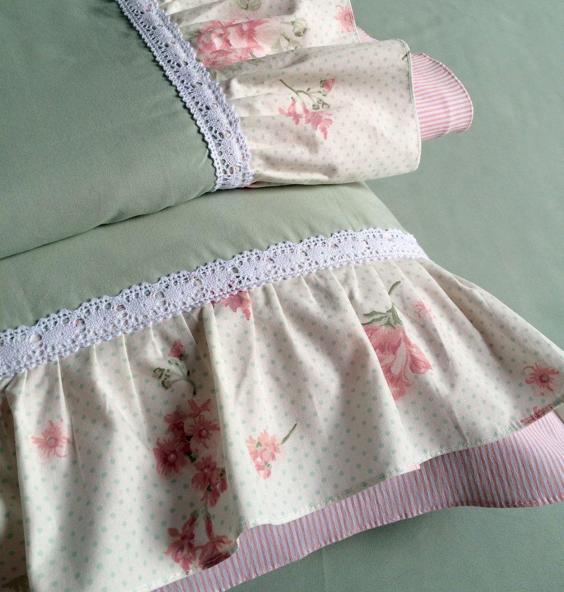 3678c3078d Jogo de lençol para cama de casal tamanho queen 100% algodão percal 200  fios.