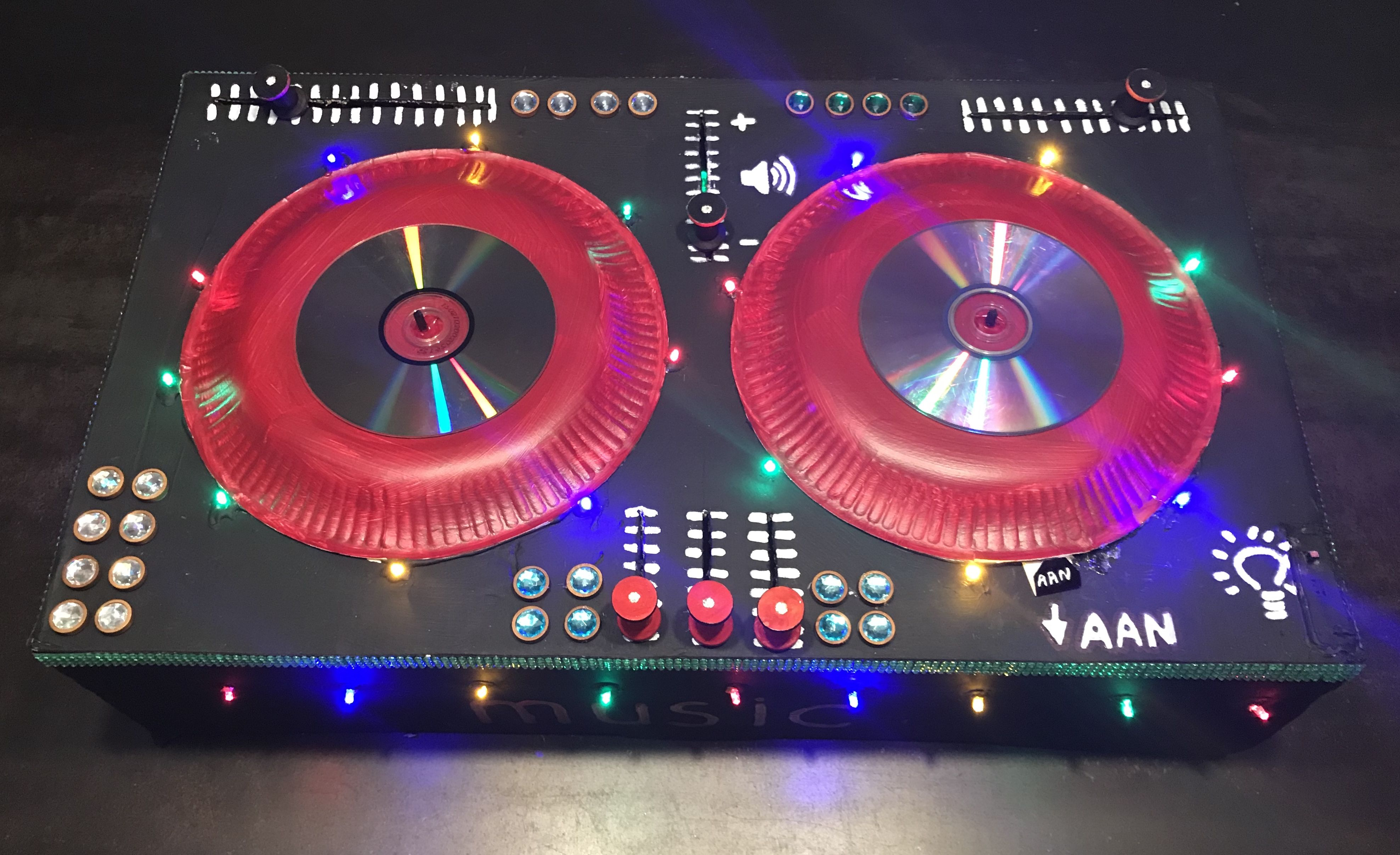 DJ quik Sweet zwart poesje