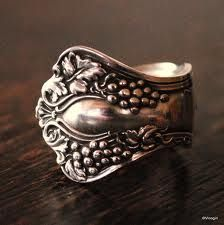 A lovely Spoon ring