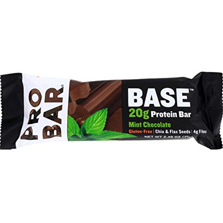 2pack probar organic mint chocolate core bar case of 12