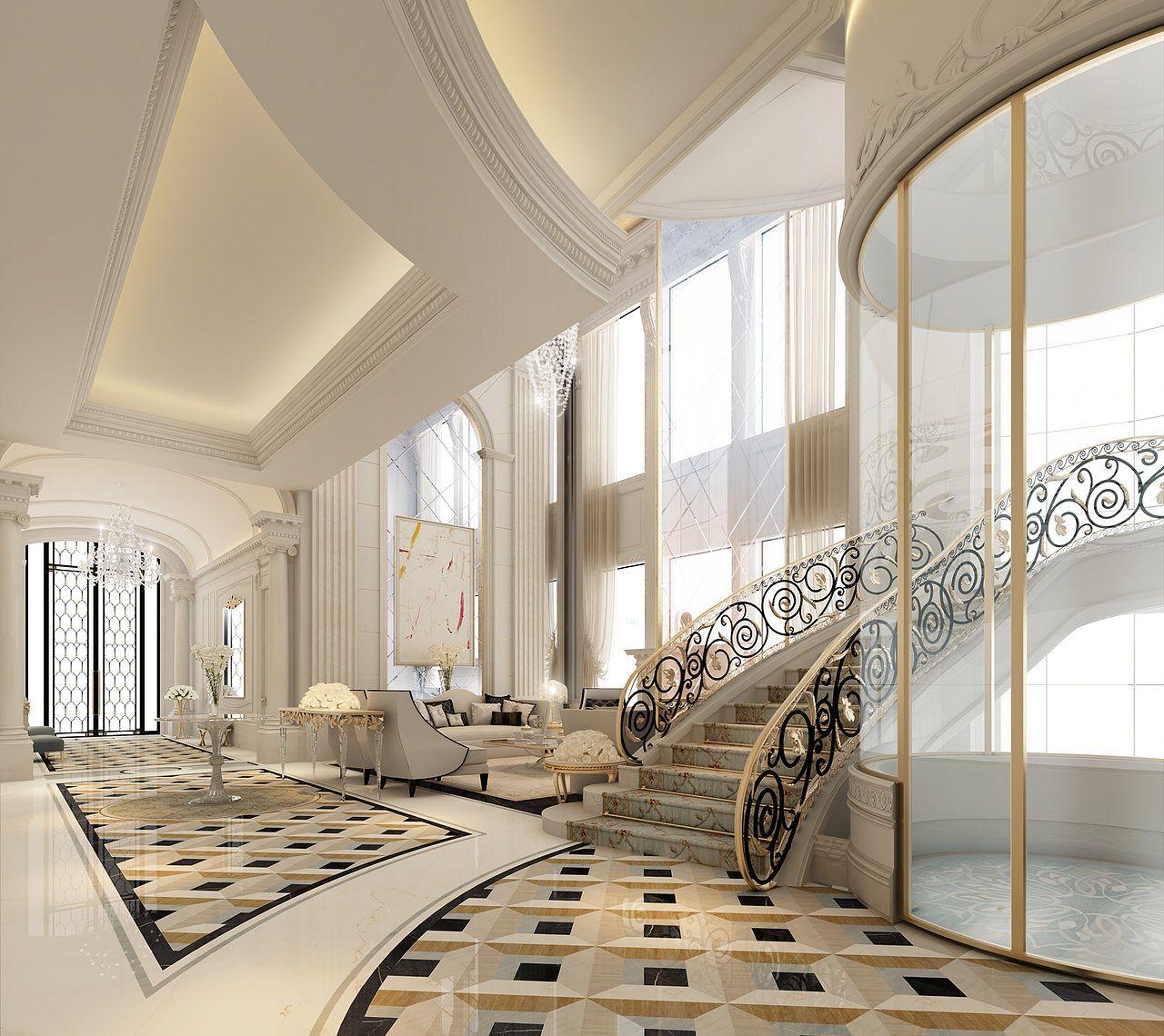 126 Custom Luxury Dining Room Interior Designs: Interior Design Package Includes Majlis Designs, Dining