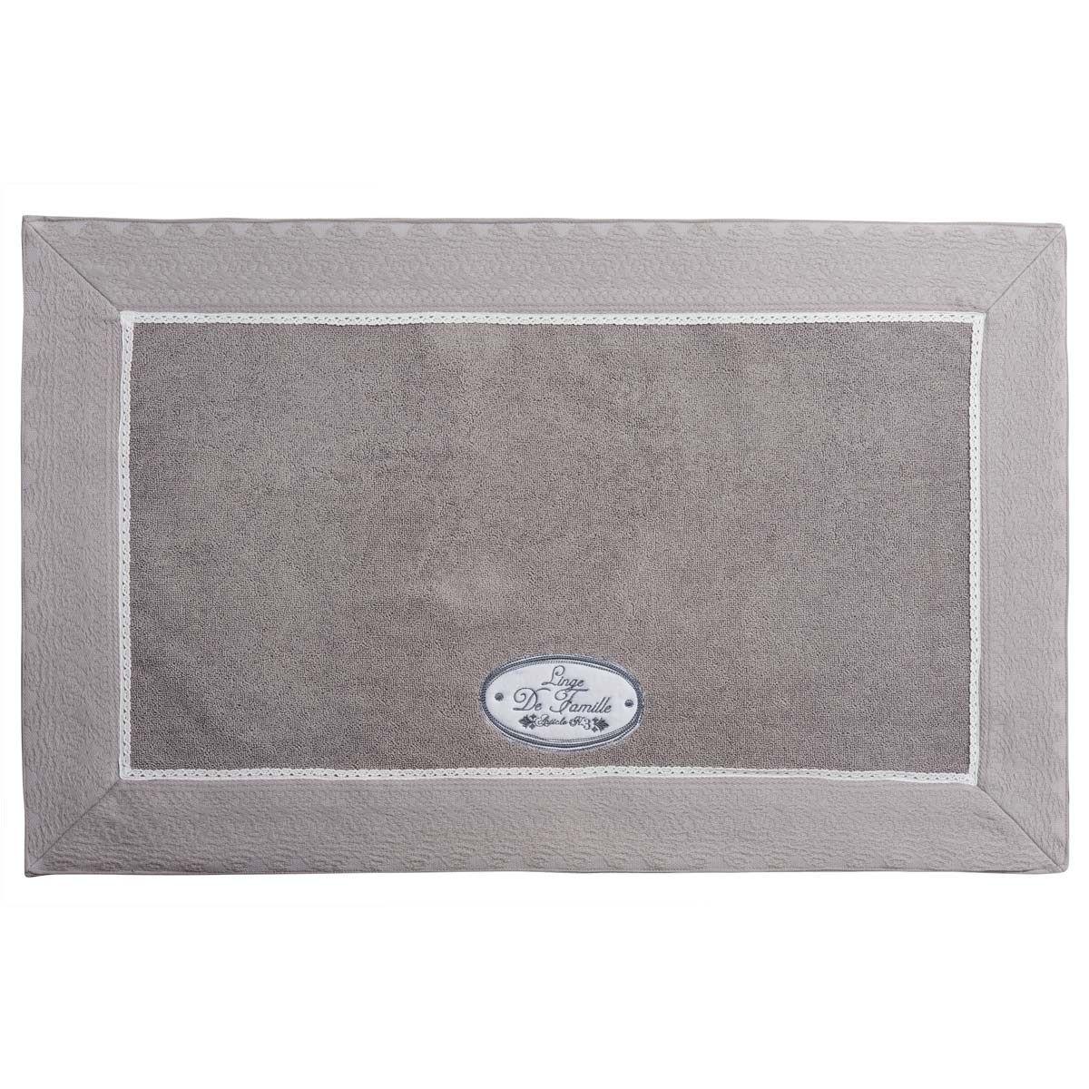 tapis de bain jeanne 50x80 d co salle de bains tapis. Black Bedroom Furniture Sets. Home Design Ideas