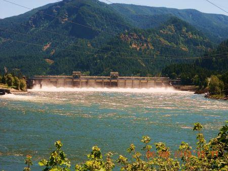 ダム/たわごと カスケード 自然 高解像度で壁紙