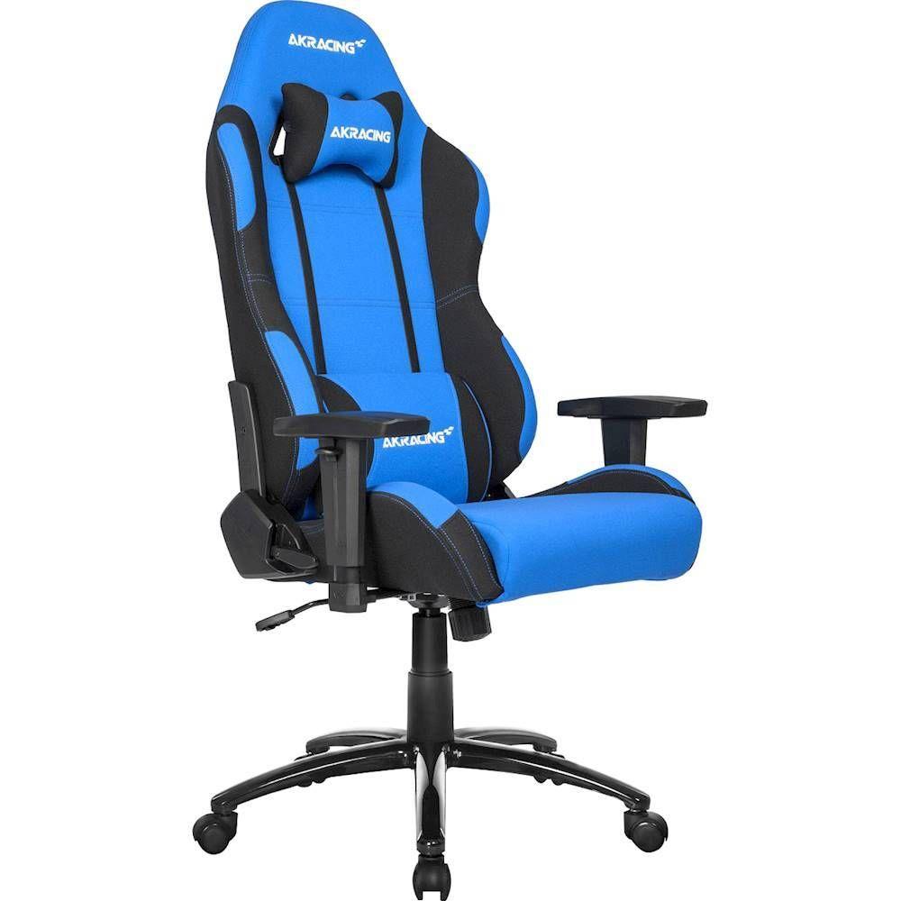 Astounding Akracing Core Series Ex Gaming Chair Blue Black Machost Co Dining Chair Design Ideas Machostcouk