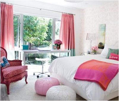 Attractive Key Interiors By Shinay: 42 Teen Girl Bedroom Ideas