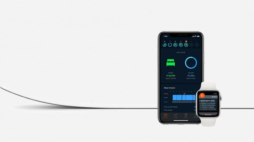 Apple quietly launched a B eddit sleep tracker that works