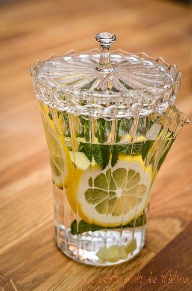 The Citron Gingembre Et Menthe En Mode Detox The Citron