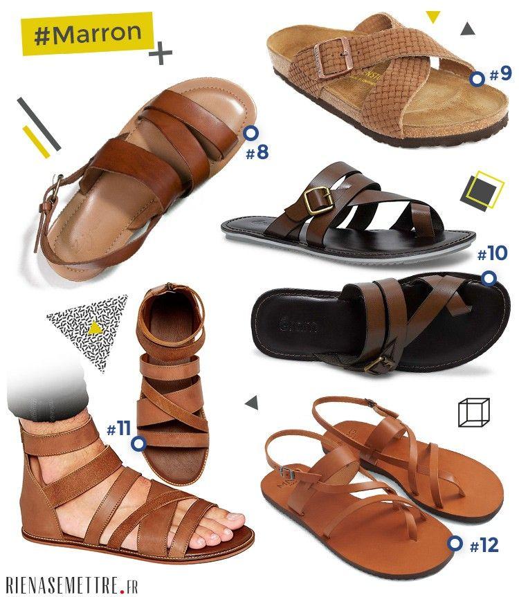 HommeUnisex Sandals Huaraches StylesShoes Mens Clothing Mode Et eIHE29WYD
