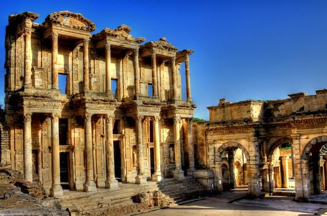 ephesus and pottery workshop tour from kusadasi with private guide and van in turkey europe
