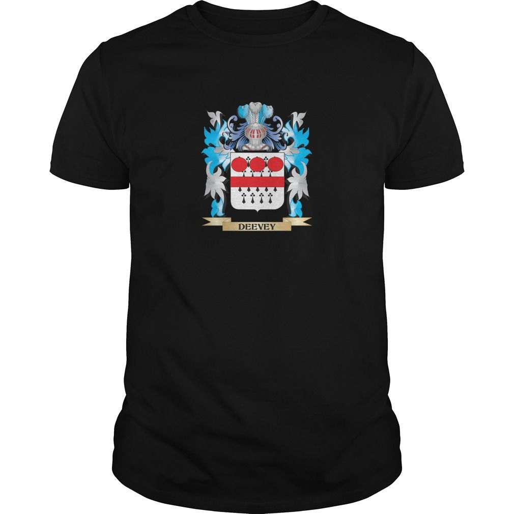 Deevey Coat of Arms - Family Crest - Perfect for Deevey family reunions or those proud of their family Deevey heritage.  Thank you for visiting my page. Please share with others who would enjoy this shirt. (Related terms: Deevey,Deevey coat of arms,Coat or Arms,Family Crest,Tartan,Deevey surname,...)