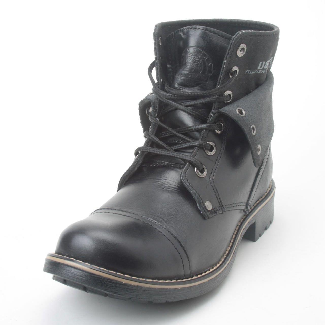 Bota Black Boots Bm 101 Castanho Compre Online Black